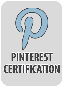 pinterest certification