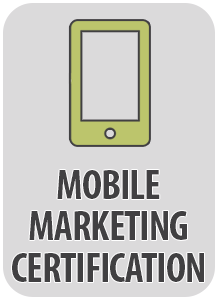 mobile marketing certification