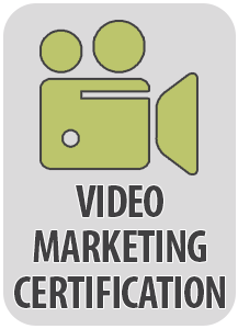 video marketing certification