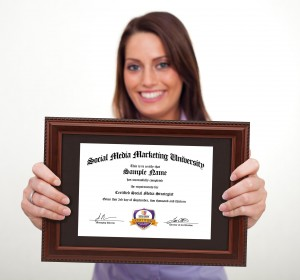 Social Media Strategist Certification