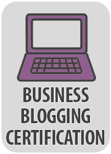 business blogging certification