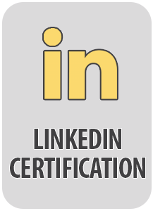 linkedin certification